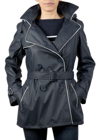 MEGG trench coat  imperméable femme Hublot