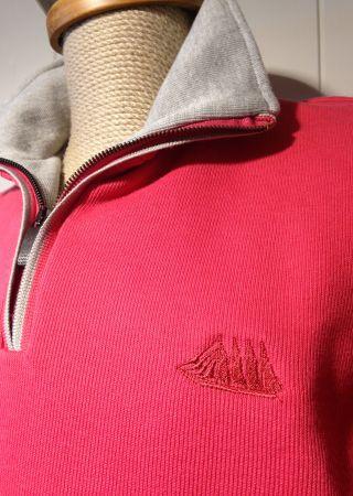 Elorn Corail pull homme Cap Marine