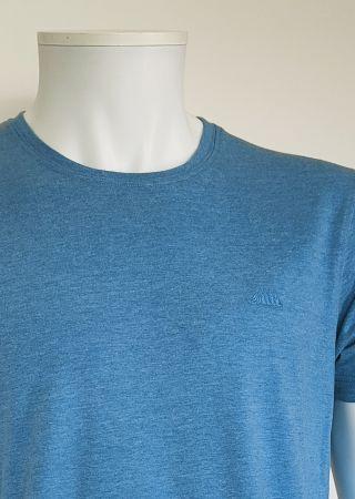 ISAC Tee-shirt Col rond manches courtes CAP MARINE