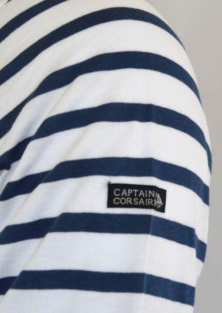 Marinière homme Larboard RA Captain Corsaire