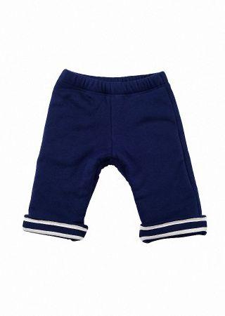 TURNER pantalon bébé uni en jersey Captain Corsaire