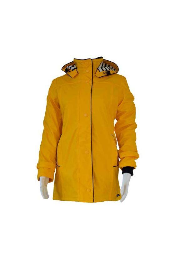 aperçu de grosses soldes usine authentique REGATE woman rain parka SUMMER woman captain corsaire